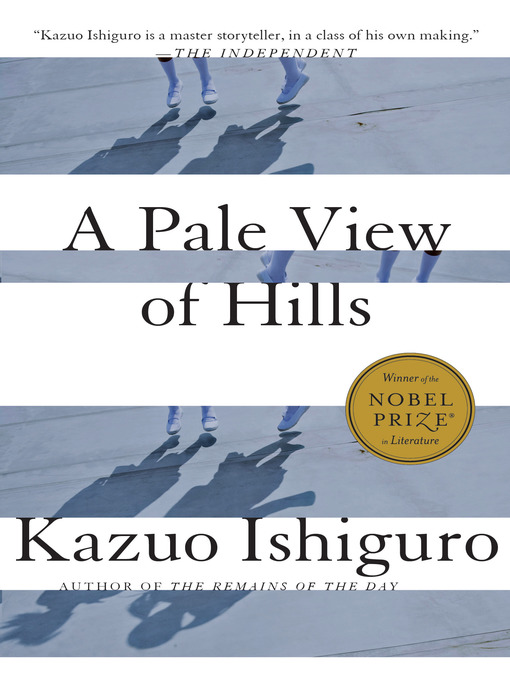 Title details for A Pale View of Hills by Kazuo Ishiguro - Available