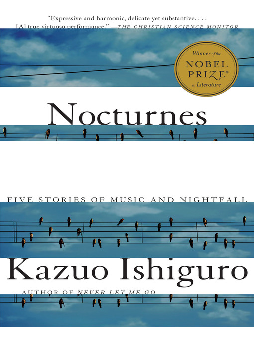 Title details for Nocturnes by Kazuo Ishiguro - Available