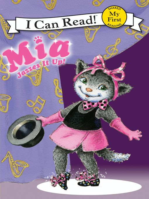 Title details for Mia Jazzes It Up! by Robin Farley - Available