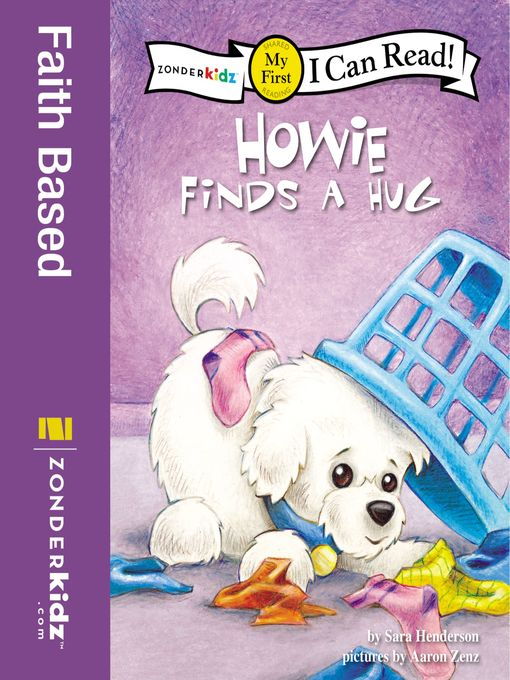 Title details for Howie Finds a Hug by Sara Henderson - Available