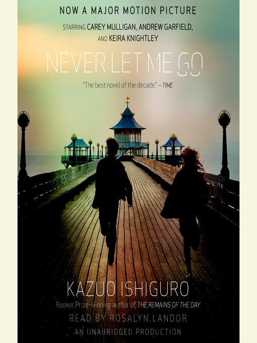 Title details for Never Let Me Go by Kazuo Ishiguro - Wait list
