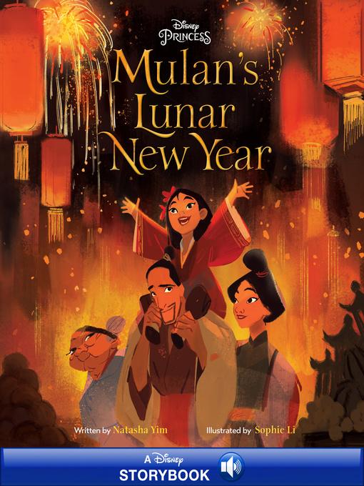 Title details for Mulan Lunar New Year by Natasha Yim - Wait list